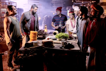 Mayur for Zee's Rocky and Mayur's Food Express